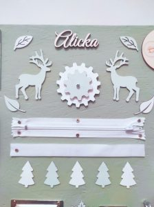 Keiki activity board forest lesna M 14